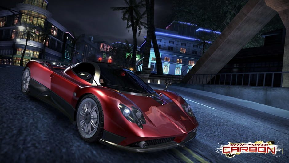 need for speed: carbon » games datenbank